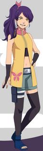 Miyu's full appearance