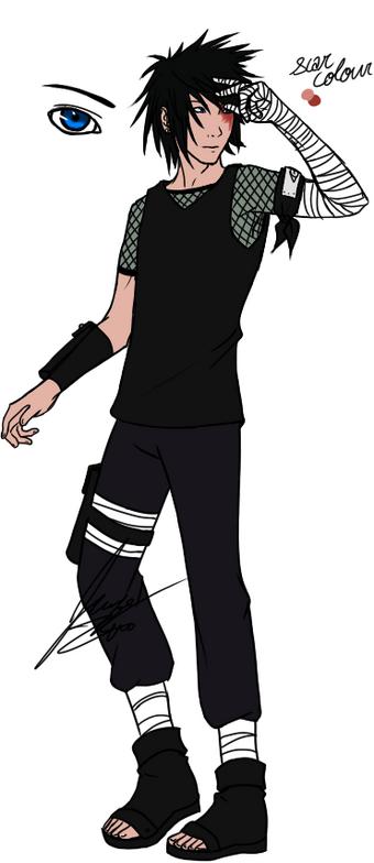 Norio Namikaze Naruto Oc Wiki Fandom