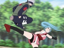 Mina and Kakashi the Bell Test
