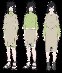 Tomoko outfits