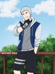 Hatake ken the cunning ninja of konoha