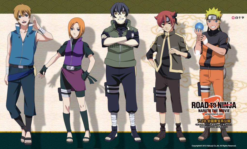 NarutoShippuden: Naruto Shippuden Oc Fanfiction