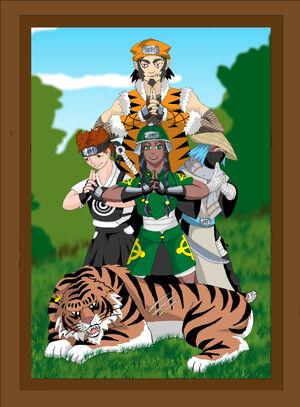 Team Tiger3
