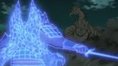 Madara and Hashirama fight again