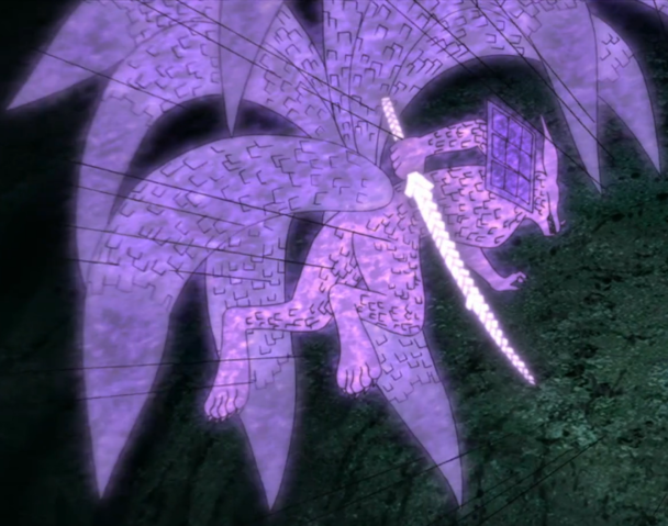 Image - Sasuke's tailed beast sword.png   Narutopedia. sr ...