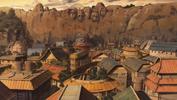 Konoha rebuilt