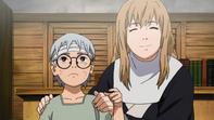 Child Kabuto and Nono