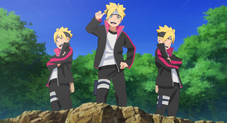 Boruto's Shadow Clones