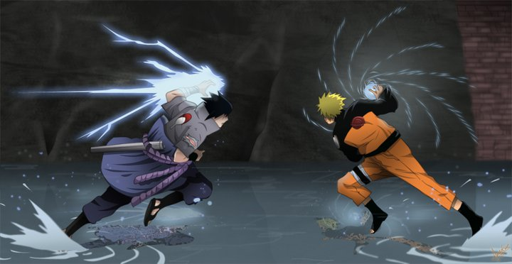 image naruto vs sasuke by all0412 d4j36lm jpg narutopedia sr