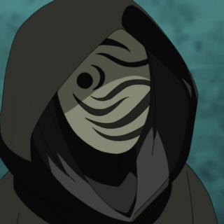 Obitova plamena maska