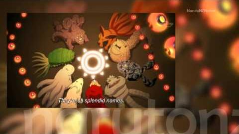 NARUTO Shippuden - 'Tailed Beast Counting Song!' - -NARUTO -ナルト- 疾風伝-