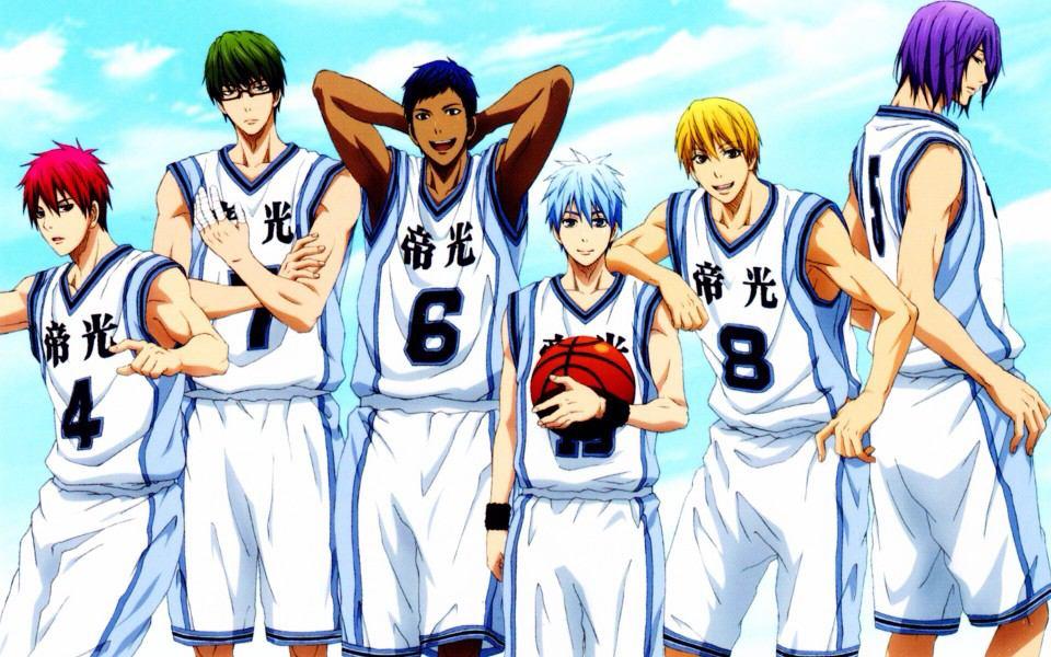Kuroko No Basket Wallpaper 02jpeg