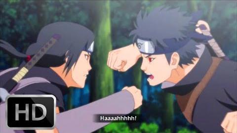 Shisui Vs Itachi, Danzo Full Fight - NARUTO Shippuden Storm Revolution 【HD】