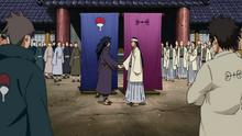Senju & Uchiha truce