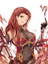 Merci (Manji Phoenix Unit Lieutenant)
