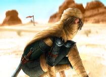 Kiki (Manji-Peal Oasis Base Lieutenant)