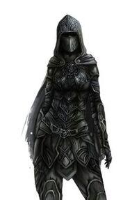 Special ANBU Armor (Female)