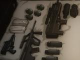 Chakra Guns