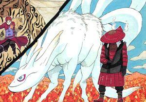 Manga version of Kokuou