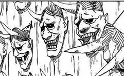 Shinigami masks