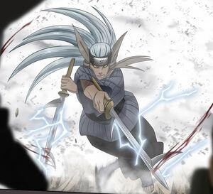 Kiba-swords