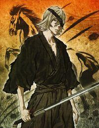 Kisuke (Manji Division Head-Research and Development)