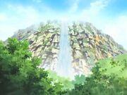 Sideviewwaterfall