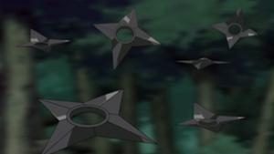 Multiple Phantom Shuriken 1