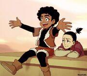 Jaaku Childhood
