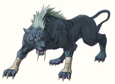 Saber Tooth Tigers Naruto Profile Wiki Fandom Powered