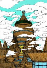 Kumogakure Color by PredatorKakuzu