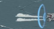 Three-Tails Menacing Water Ball2