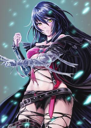 Athena (Manji Dragon Unit)