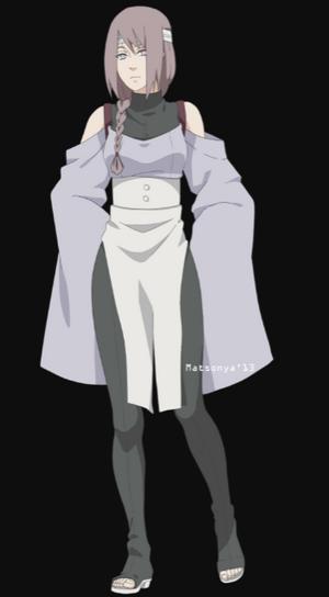Naruto OC Nagi Matsonya kun
