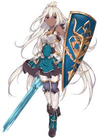 Zoe (Manji Lady of Lawlessness Lieutenant)