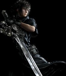 Lucious (Manji Snake Unit Lieutenant)