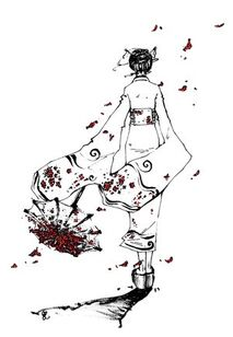 Geisha by Chatiel777