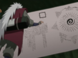 Ancient Uzumaki Technique Scrolls