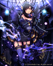 Ruby (Manji-Turquoise Temple Base Captain)