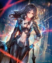 Dei (Manji Dragon Unit Lieutenant)