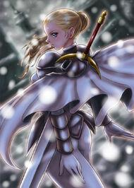 Veronica (Manji-Aquamarine Igloos Base Captain)