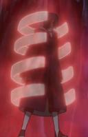Itachi's Susanoo ribcage