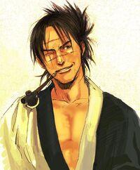 Ken (Manji Division Head-Assassination)