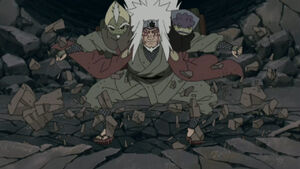 Jiraiya Sage Mode