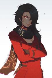 Manji Dragon Queen (Dragon Captain)