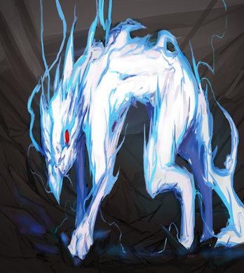 Roland Lightning Form-Beast