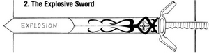 Explosive Sword
