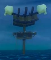SeaLookoutPost