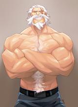 Rey (Manji Division Head-Saboteur)