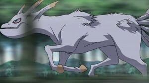Anime version of Kokuou